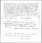 Land Grant Application- Plummer, Isaac (Gorham)