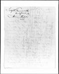 Land Grant Application- Tarbell, Joseph (Norridgewock)