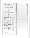 Land Grant Application- Welch, Paul (York)
