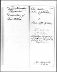 Land Grant Application- Whitham, James (Kittery)