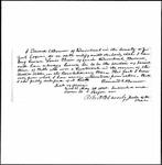 Land Grant Application- Winn, Samuel (Kennebunk)