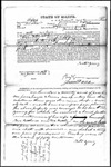 Land Grant Application- Young, Nathaniel (Greenwood)