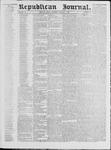 Republican Journal: Vol. 39, No. 26 - January 07,1869