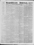 Republican Journal: Vol. 39, No. 27 - January 14,1869