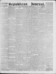 Republican Journal: Vol. 39, No. 29 - January 28,1869