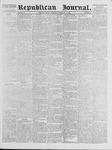 Republican Journal: Vol. 39, No. 30 - February 04,1869