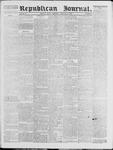 Republican Journal: Vol. 39, No. 32 - February 18,1869