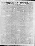 Republican Journal: Vol. 39, No. 33 - February 25,1869