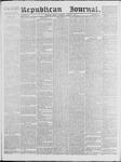 Republican Journal: Vol. 39, No. 34 - March 04,1869