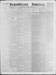 Republican Journal: Vol. 39, No. 35 - March 11,1869