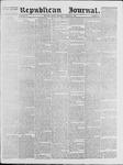 Republican Journal: Vol. 39, No. 37 - March 25,1869