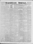Republican Journal: Vol. 39, No. 43 - May 06,1869
