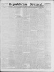 Republican Journal: Vol. 39, No. 46 May 27,1869