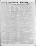 Republican Journal: Vol. 39, No. 47 - June 03,1869