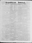 Republican Journal: Vol. 39, No. 48 - June 10,1869