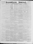 Republican Journal: Vol. 39, No. 49 - June 17,1869