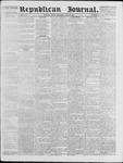 Republican Journal: Vol. 39, No. 50 - June 24,1869