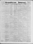 Republican Journal: Vol. 39, No. 1 - July 15,1869