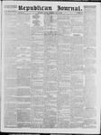 Republican Journal: Vol. 40, No. 2 - July 22,1869