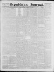 Republican Journal: Vol. 40, No. 3 - July 29,1869