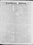 Republican Journal: Vol. 40, No. 4 - August 02,1869