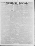 Republican Journal: Vol. 40, No. 5 - August 05,1869