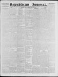 Republican Journal: Vol. 40, No. 6 - August 12,1869