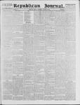 Republican Journal: Vol. 40, No. 7 - August 19,1869