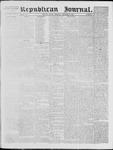 Republican Journal: Vol. 40, No. 9 - September 09,1869