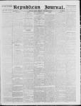 Republican Journal: Vol. 40, No. 10 - September 16,1869