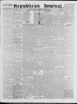 Republican Journal: Vol. 40, No. 11 - September 23,1869