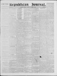 Republican Journal: Vol. 40, No. 14 - October 14,1869