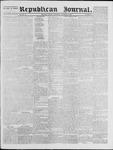 Republican Journal: Vol. 40, No. 15 - October 21,1869