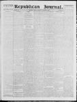 Republican Journal: Vol. 40, No. 16 October 28,1869
