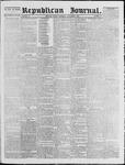 Republican Journal: Vol. 40, No. 17 - November 04,1869