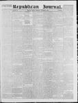 Republican Journal: Vol. 40, No. 19 - November 18,1869