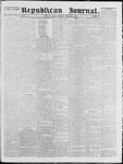 Republican Journal: Vol. 40, No. 21 - December 02,1869