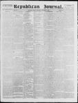 Republican Journal: Vol. 40, No. 22 - December 09,1869