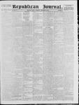 Republican Journal: Vol. 40, No. 23 - December 16,1869