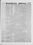 Republican Journal: Vol. 41, No. 26 - January 05,1871