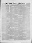 Republican Journal: Vol. 41, No. 27 - January 12,1871