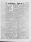 Republican Journal: Vol. 41, No. 28 - January 19,1871