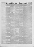 Republican Journal: Vol. 41, No. 29 - January 26,1871