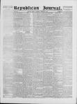 Republican Journal: Vol. 41, No. 30 - February 02,1871