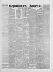 Republican Journal: Vol. 41, No. 31 - February 09,1871