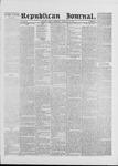 Republican Journal: Vol. 41, No. 32 - February 16,1871