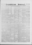 Republican Journal: Vol. 41, No. 34 - March 02,1871