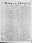 Republican Journal: Vol. 41, No. 35 - March 09,1871
