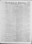 Republican Journal: Vol. 41, No. 44 - May 11,1871