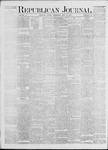 Republican Journal: Vol. 41, No. 45 - May 18,1871